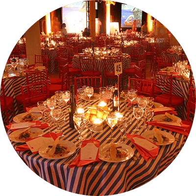 Special event catering Metropolitan Pavilion New York City