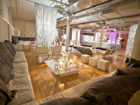 Metropolitan Pavilion Premier Special Event Production Services in New York City
