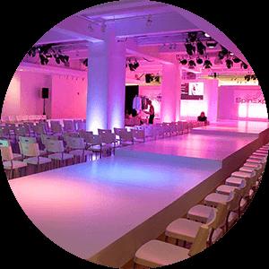 World Stage Event Services at Metropolitan Pavilion