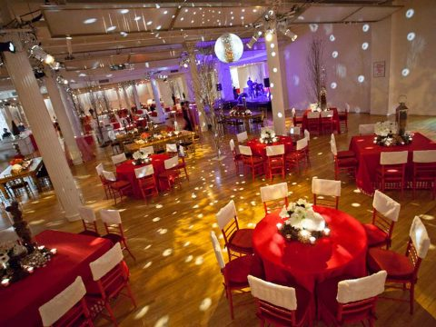 Metropolitan Pavilion Premier Special Event Production Services in New York City