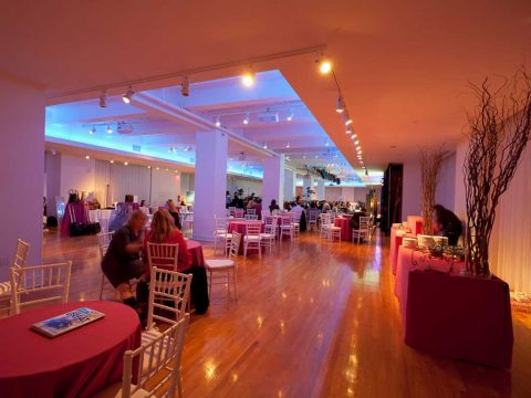 "Metropolitan Pavilion ""The Level"" Premier Special Event Production Services in New York City"