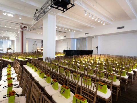 "Metropolitan Pavilion ""The Suite"" Premier Special Event Production Services in New York City"