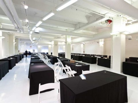 Metropolitan Pavilion's Gallery Premier Special Event Production Services in New York City