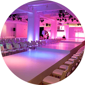 World Stage Event Services at Metropolitan Pavilion
