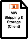 Metropolitan West (NYC) Shipping and Storage Form for Clients - icon