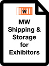 Metropolitan West (NYC) Shipping and Storage Form for Exhibitors - icon