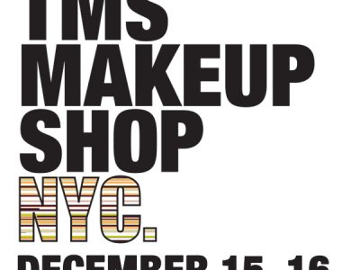 The Makeup Show Makeup Shop NYC, December 15 and 16